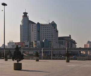 Beijing Zoo Clothing Wholesale Market